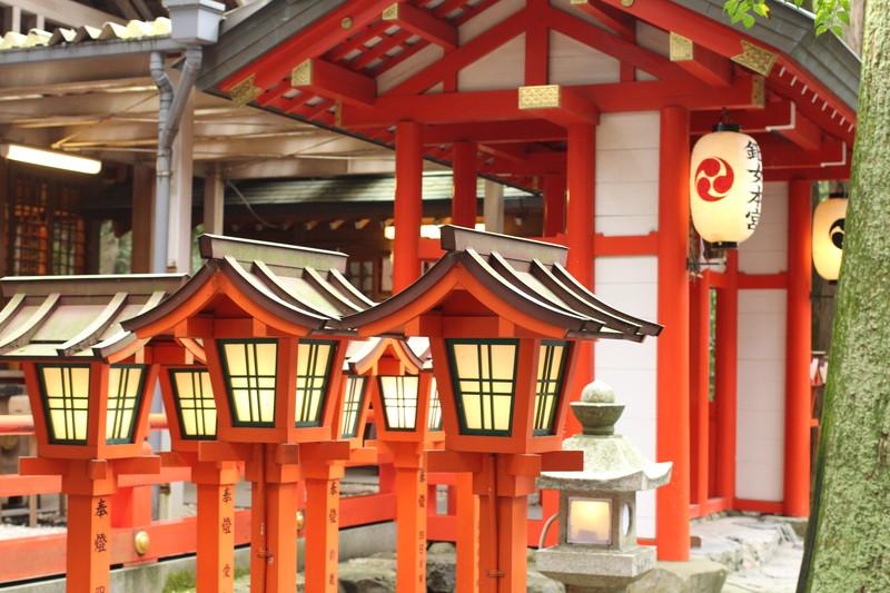 鈿女本宮椿岸神社